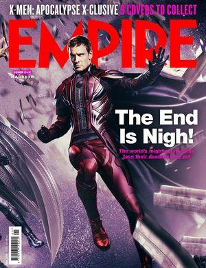 Magneto X-Men: Apocalypse Empire Cover