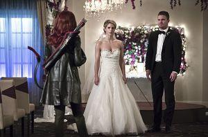 Felicity Smoak, Oliver Queen, Cupid