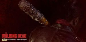 First Look at Jeffrey Dean Morgan's Negan in The Walking Dea