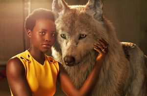 Lupita Nyong'o as the voice of Raksha