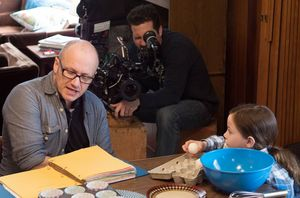 Lenny Abrahamson Directing Room