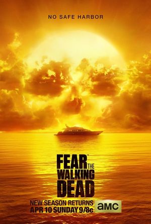 Key art released for Fear the Walking Dead Season 2