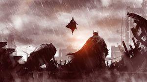 Batman v Superman concept