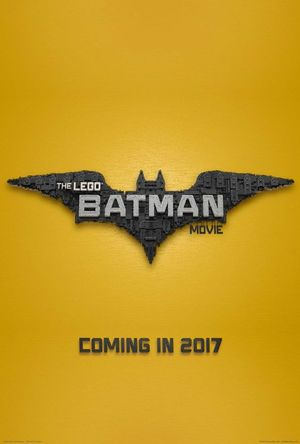 Introducing the Lego Batman Logo in First Poster for Next Ye