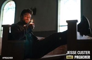 Jesse Custer in AMC's Preacher