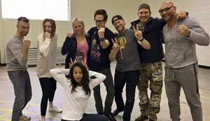 New Cast Photo Emerges for Guardians of the Galaxy Vol. 2