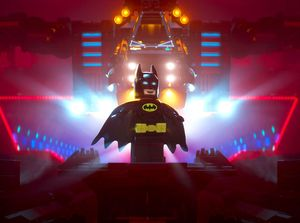 The Lego Batman movie trailer is coming this week