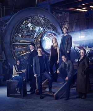 Cast of 12 Monkeys Season 1