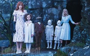 First Look at Miss Peregrine's Home for Peculiar Children