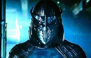 First Look at Shredder from Teenage Mutant Ninja Turtles: Ou