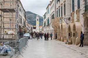 Star Wars VIII Set Photo (Dubrovnik, Croatia)