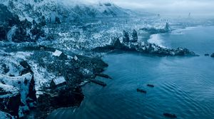 Game of Thrones Hardhome Battle