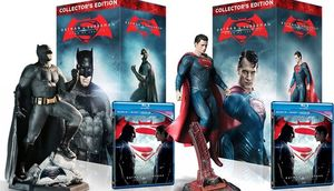 Amazon Listing this Awesome Batman v Superman Collector's Ed