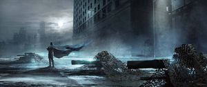 Batman concept art