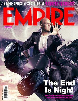 Professor X X-Men: Apocalypse Empire Cover