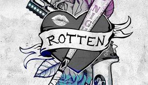 Harley Quinn's Tattoo Parlor Poster - Harley