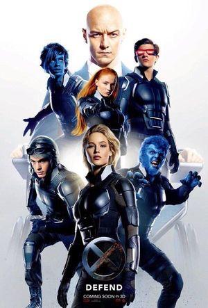 Professor X & the X-Men