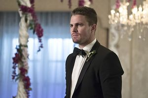 Oliver Queen on his