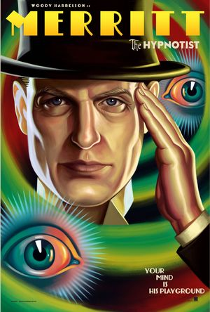 Woody Harrelson in new retro poster for Now You See Me 2