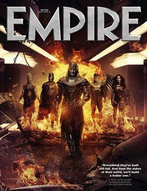 New Subscriber-Exclusive X-Men: Apocalypse Empire Cover Reve