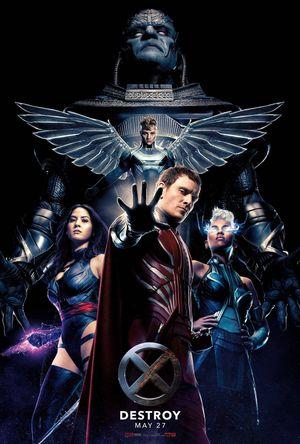 X-Men: Apocalypse - Apocalypse & his Four Horsemen