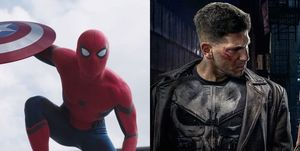 Tom Holland and Jon Bernthal created audition tapes together