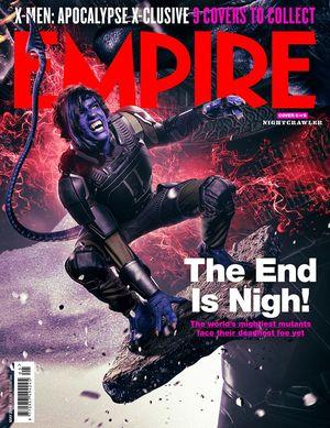 Nightcrawler X-Men: Apocalypse Empire Cover