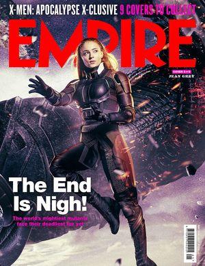 Jean Grey X-Men: Apocalypse Empire Cover