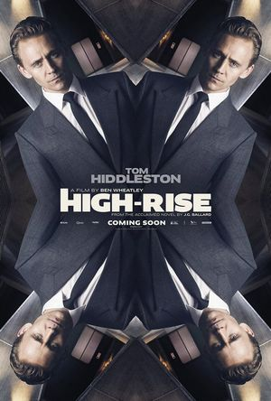 Brand new poster for High-Rise