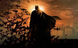 Christian Bale - Batman Begins (2005), The Dark Knight (2008), The Dark Knight Rises (2012)