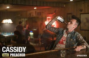 Joseph Gilgun as Alcoholic Vampire, Cassidy