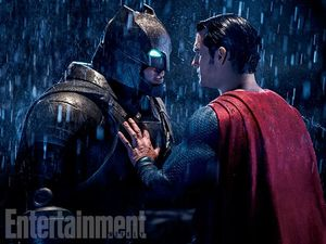 Batman v Superman: Dawn of Justice still - Ben Affleck as Ba