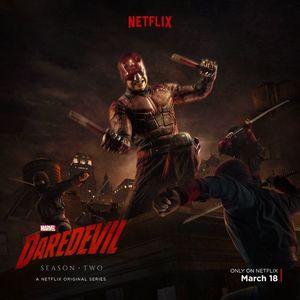 Daredevil season two teaser image