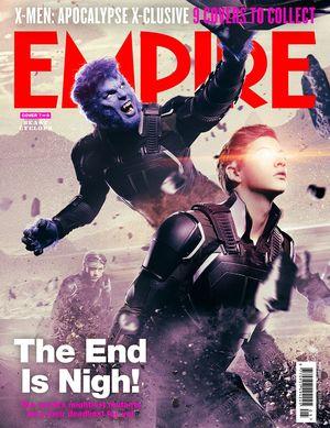 Beast, Cyclops X-Men: Apocalypse Empire Cover