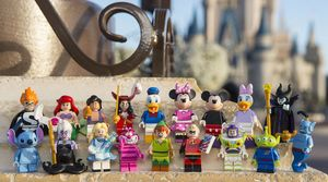 Iconic Disney Character Will Become Lego Minifigures in May!
