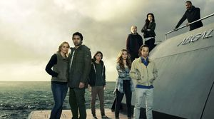 The cast of Fear the Walking Dead Season 2