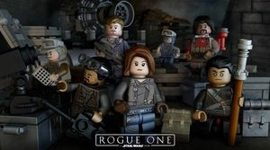 'Rogue One: A LEGO Star Wars Story' - LEGO recreates that fi