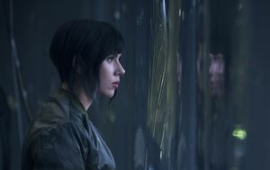 Our first look at 'Ghost in the Shell' brings the anime cybo