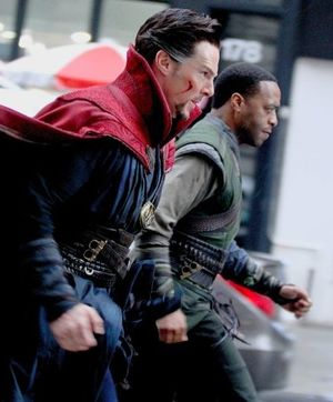 Doctor Strange set image