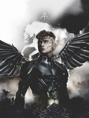 Angel,the four horsemen