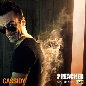 Extended Footage for 'Preacher' to Air with Season 2 Premier