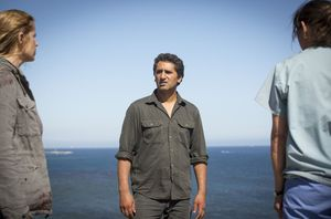 Cliff Curtis, Fear the Walking Dead