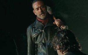 Meet Negan (Jeffrey Dean Morgan) 6X16