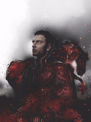 Magneto, the four horsemen