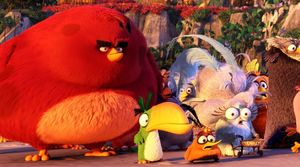 Terence, The Angry Birds Movie