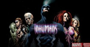Inhumans pulled from Marvel release slate