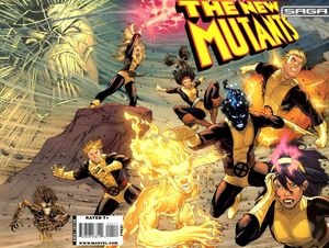 New Mutants X-Men film being written