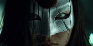 Katana in Suicide Squad