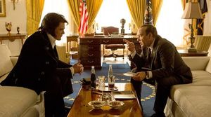 Michael Shannon and Kevin Spacey in