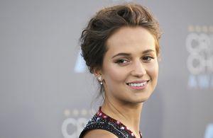 Alicia Vikander cast as Lara Croft